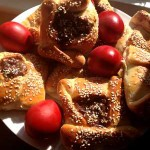 flounes greek easter bread